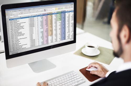 تصویر از ابزار Subtotal برای طبقه بندی اطلاعات در اکسل