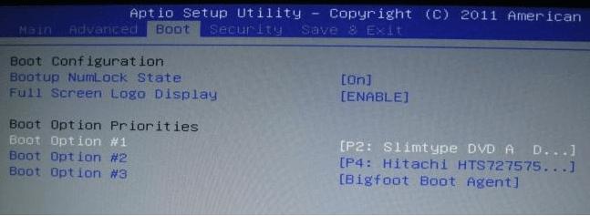 آموزش بوت کردن رایانه