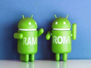 تفاوت RAM و ROM